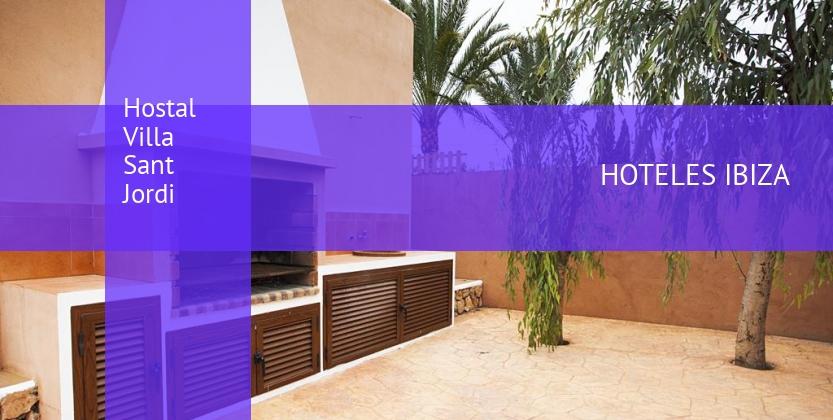 Hostal Villa Sant Jordi booking