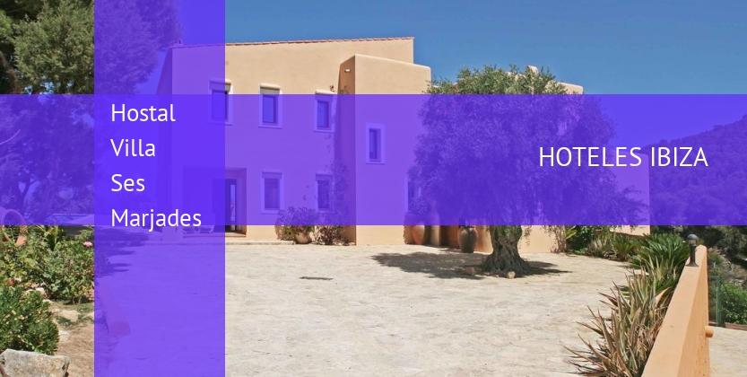 Hostal Villa Ses Marjades reverva