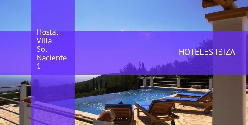 Hostal Villa Sol Naciente 1 barato
