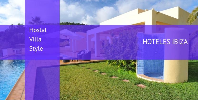 Hostal Villa Style baratos