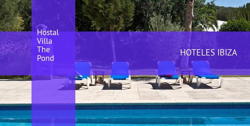 Hostal Villa The Pond booking