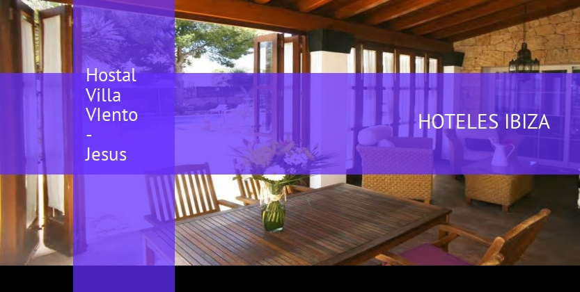 Hostal Villa VIento - Jesus booking