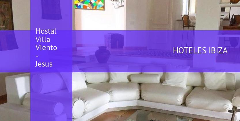 Hostal Villa VIento - Jesus reverva