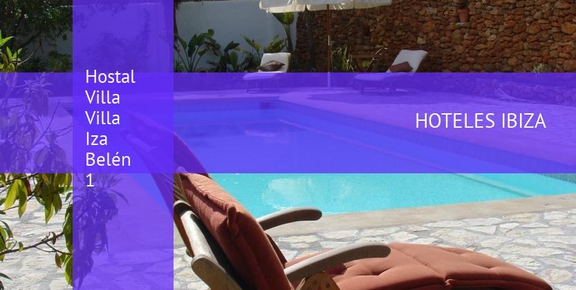 Hostal Villa Villa Iza Belén 1 baratos
