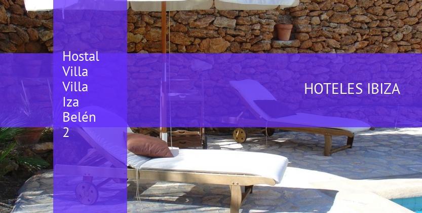 Hostal Villa Villa Iza Belén 2 barato