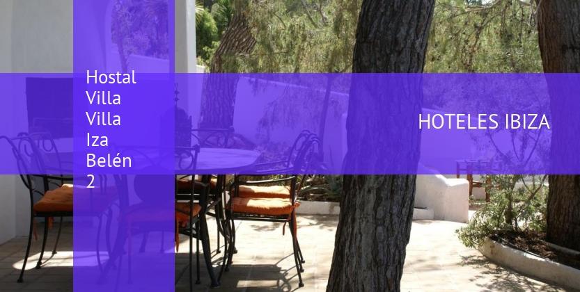 Hostal Villa Villa Iza Belén 2 baratos