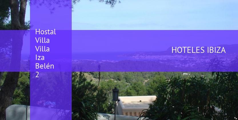 Hostal Villa Villa Iza Belén 2 booking