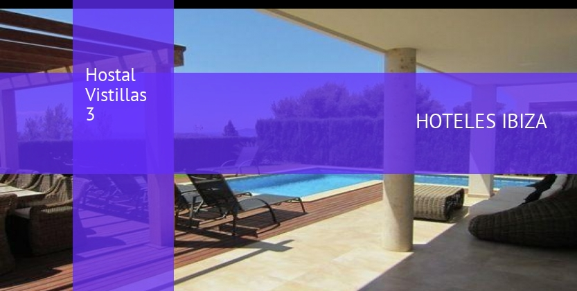 Hostal Vistillas 3 booking
