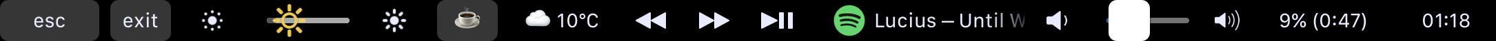 TouchBar-v0.8.1