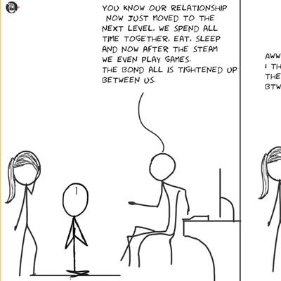 Linux is the best girlfriend