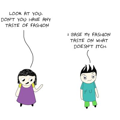 Fashion coders do