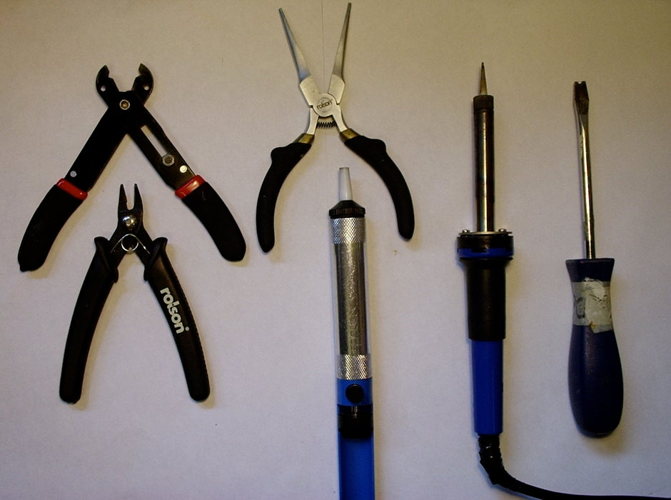 Also You Need the Tools!
