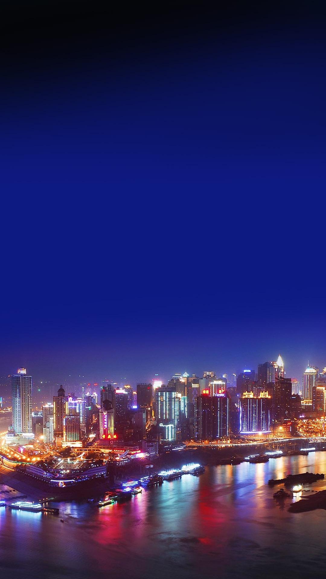 向往-重庆之夜