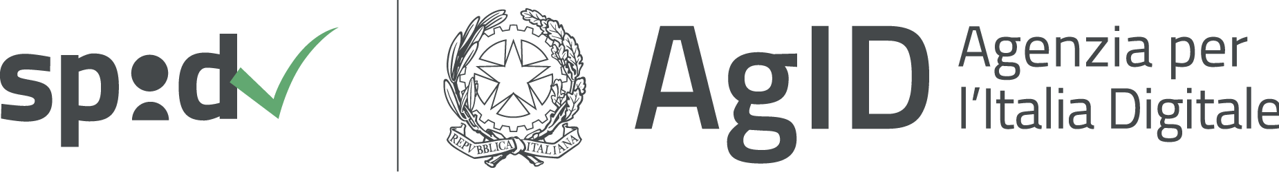 Logo SPID AGID