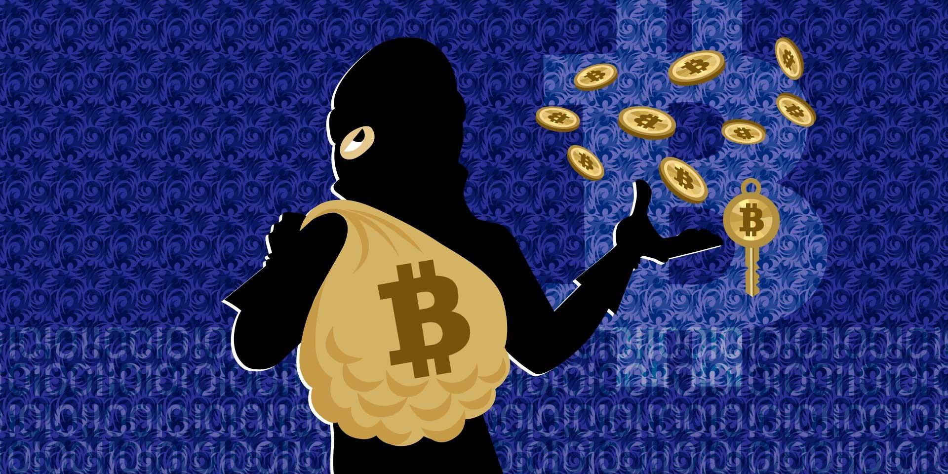 💲 加密货币,警惕自己的钱包