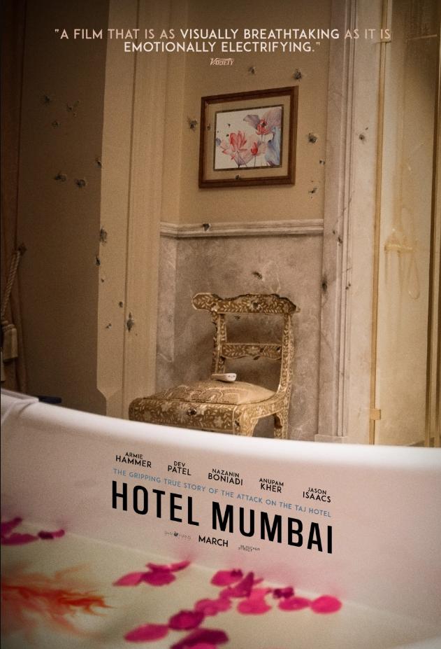 【电影推荐】孟买酒店 Hotel Mumbai (2018)