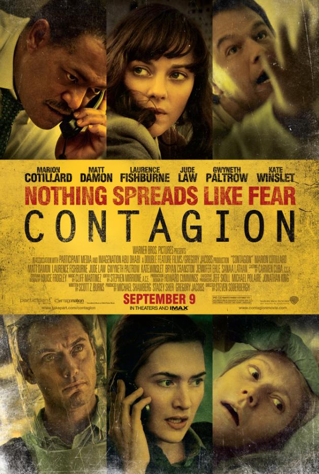 【电影推荐】传染病 Contagion (2011)