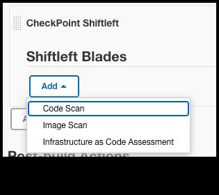 Code Scan blade