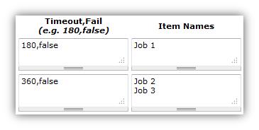 string multiple values