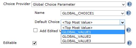 Default Choice