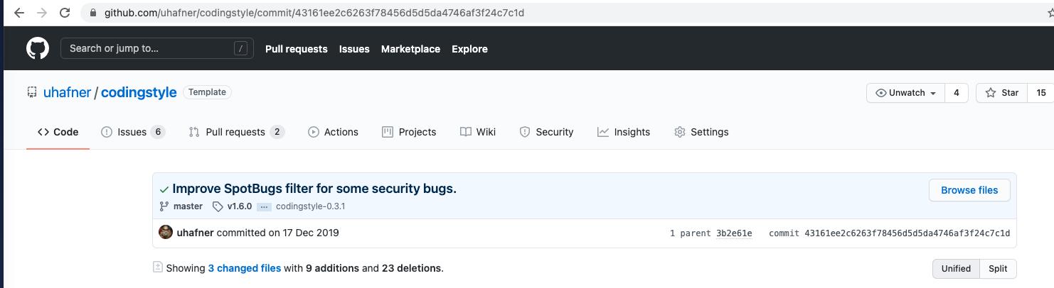 GitHub Details 1