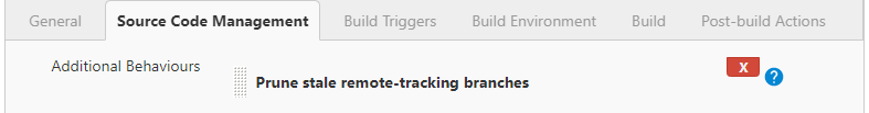 Prune stale remote tracking branches