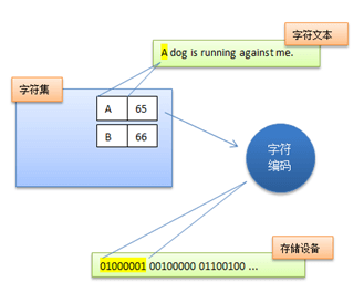 字符編碼系統