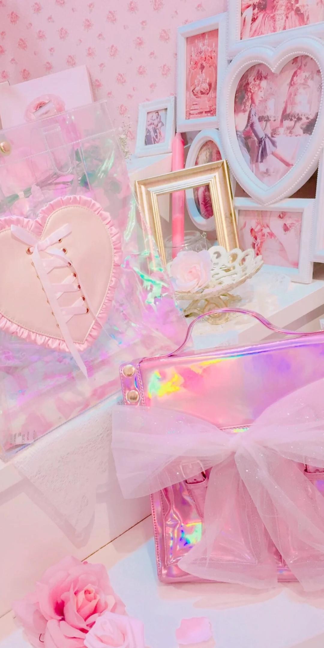 5e67b88c34c28 - 粉色系少女心手机壁纸