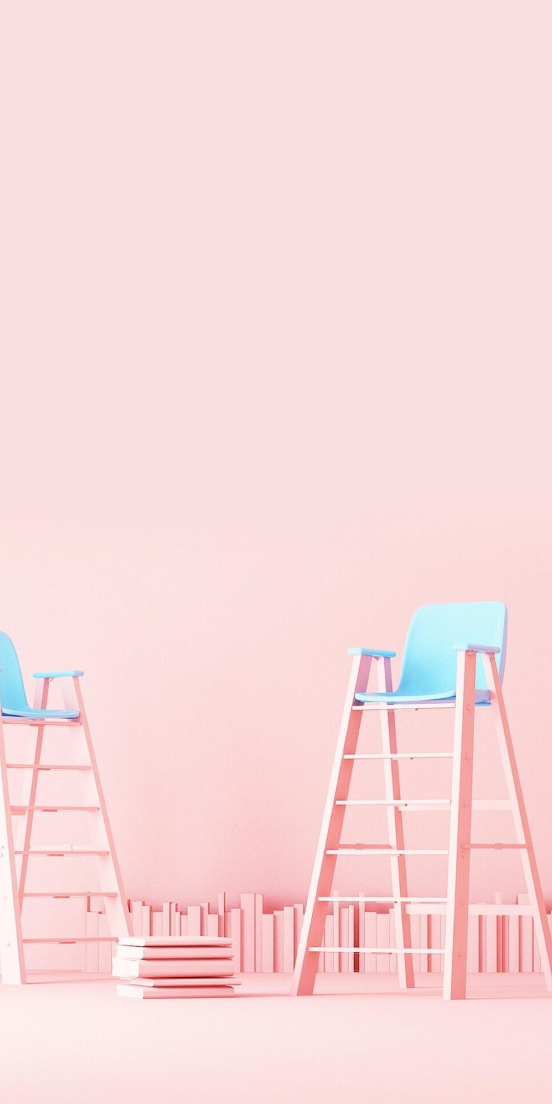 5e67b899b9842 - 粉色系少女心手机壁纸