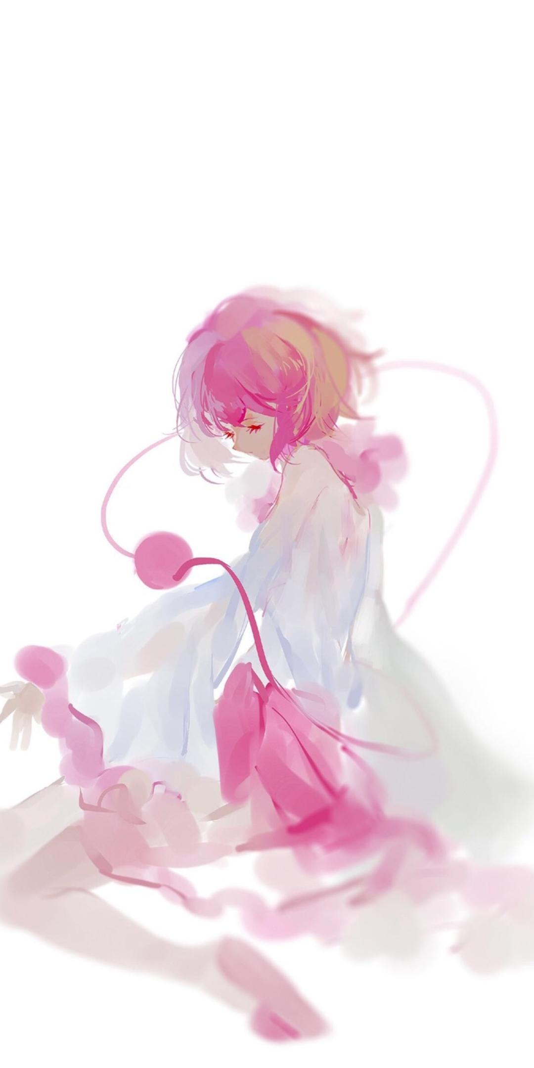 粉色系少女心手机壁纸插图13