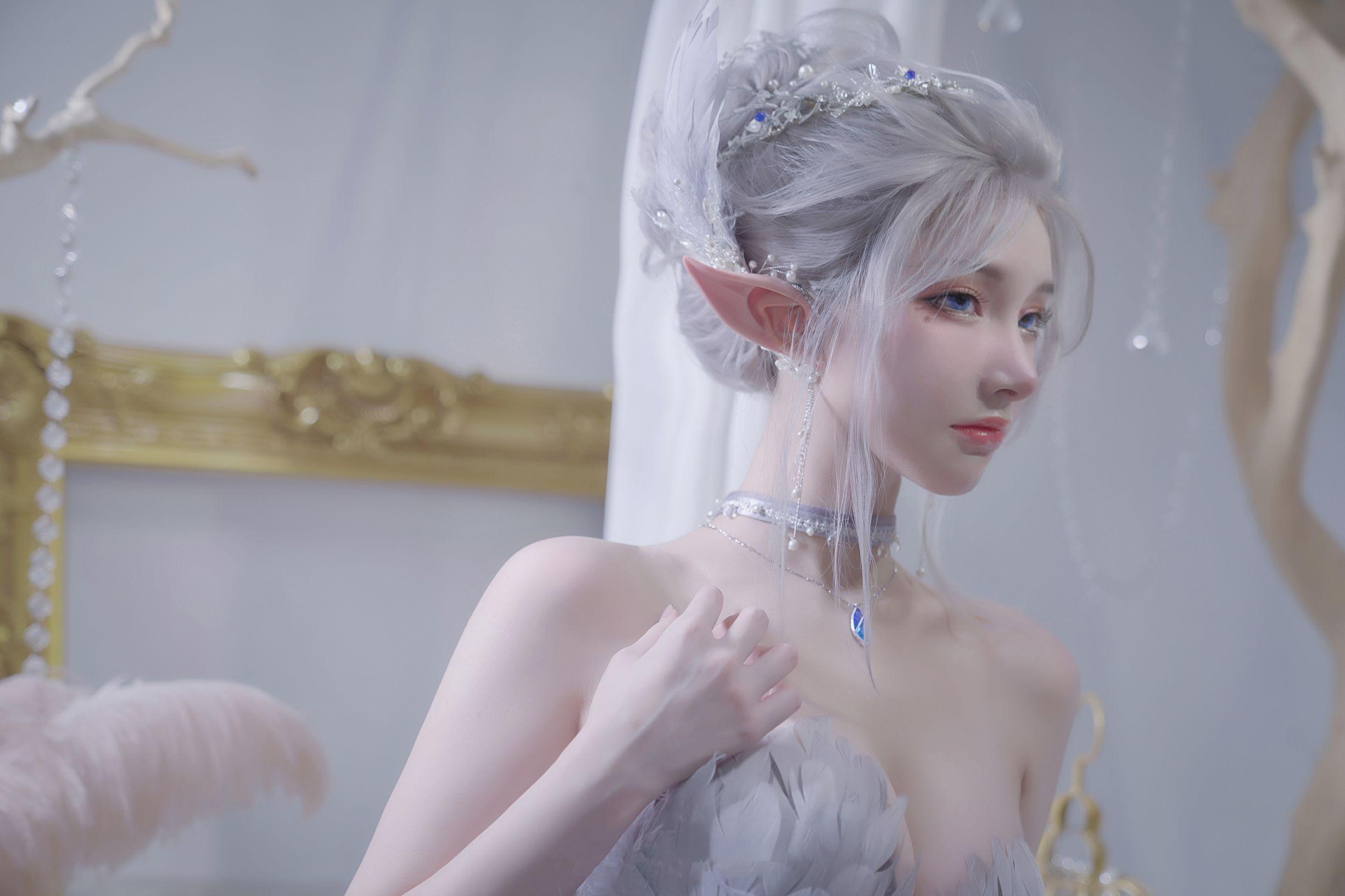 5eea442f1eb4d - 《鬼刀》海琴烟(冰公主) COS:在下萝莉控ii