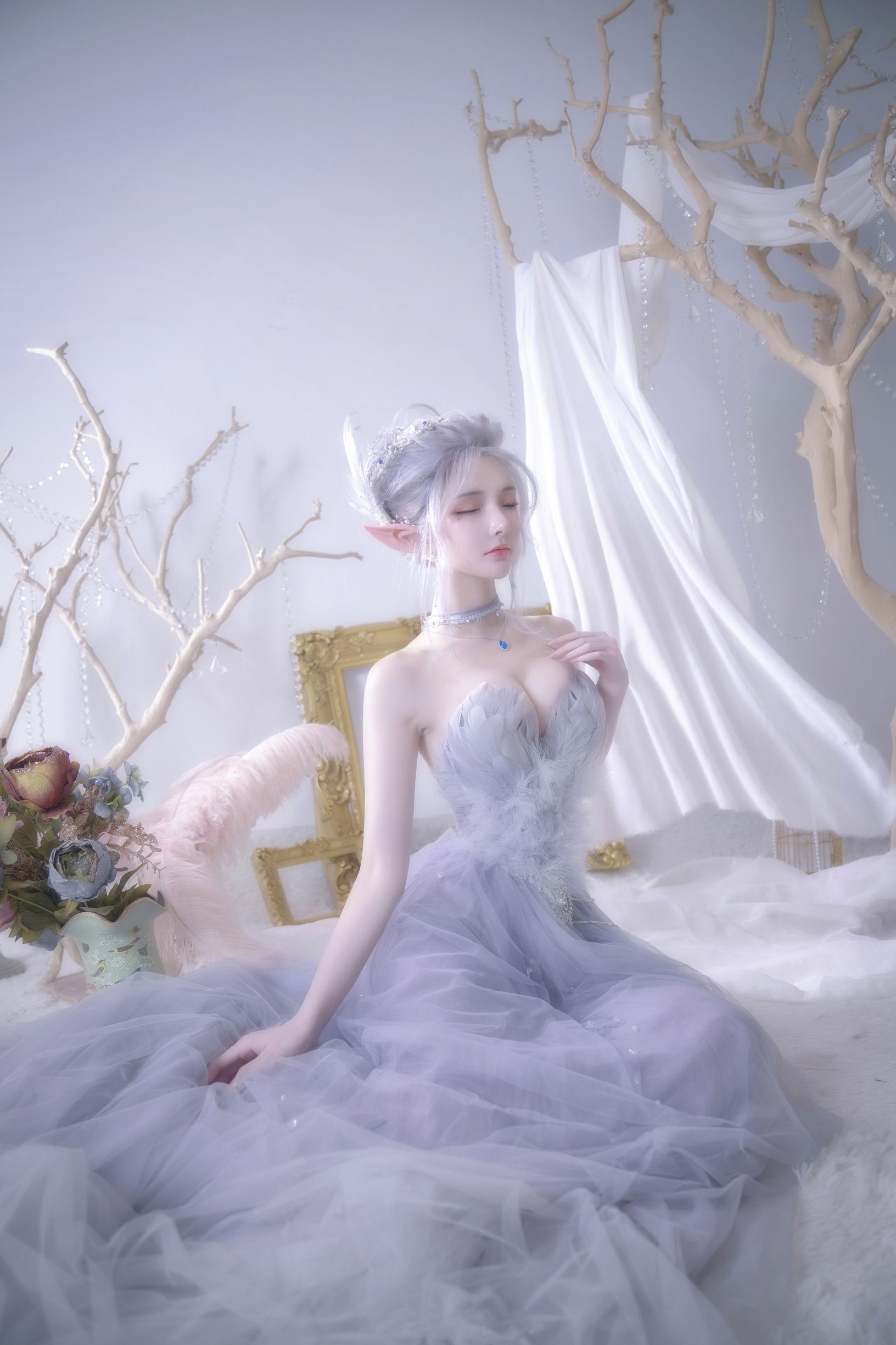 5eea4453d964d - 《鬼刀》海琴烟(冰公主) COS:在下萝莉控ii