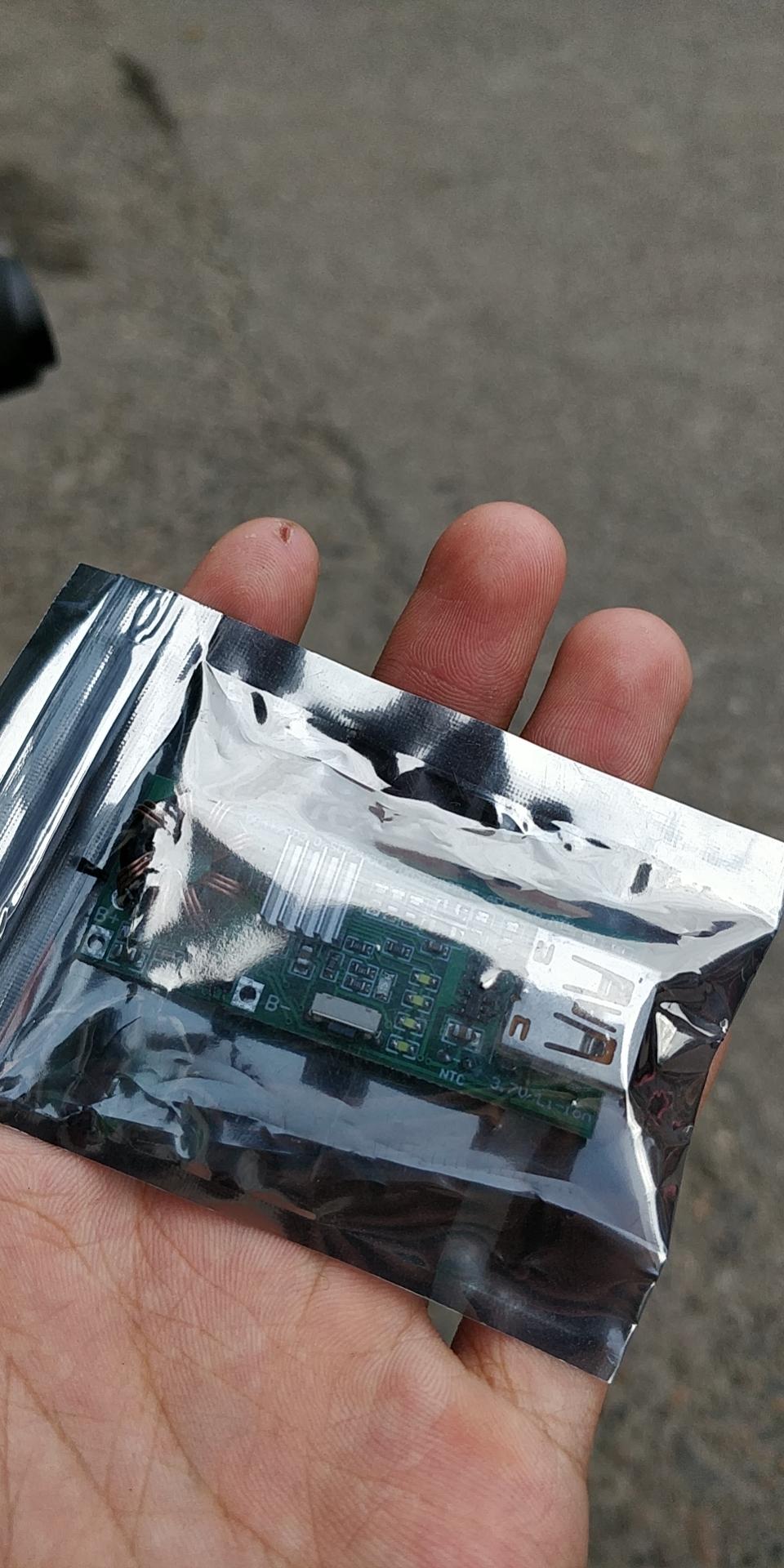 【日常】随便DIY了一个全协议的快充充电宝