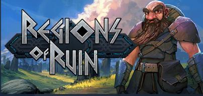 Steam商店限时免费领取《废墟国度(Regions Of Ruin)》