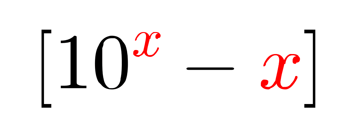POTW:指数是甚?