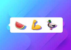 今天你用 Emoji 了嘛?