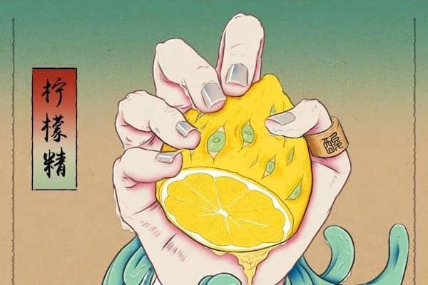 用 IB 语言文学的方式打开《柠檬精之歌》