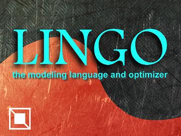 最优化问题求解及Lingo教程