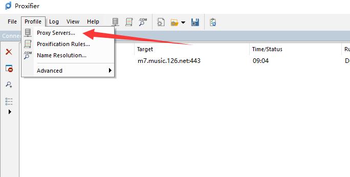 Proxifier搭配v2ray等实现Windows/macOS全平台代理