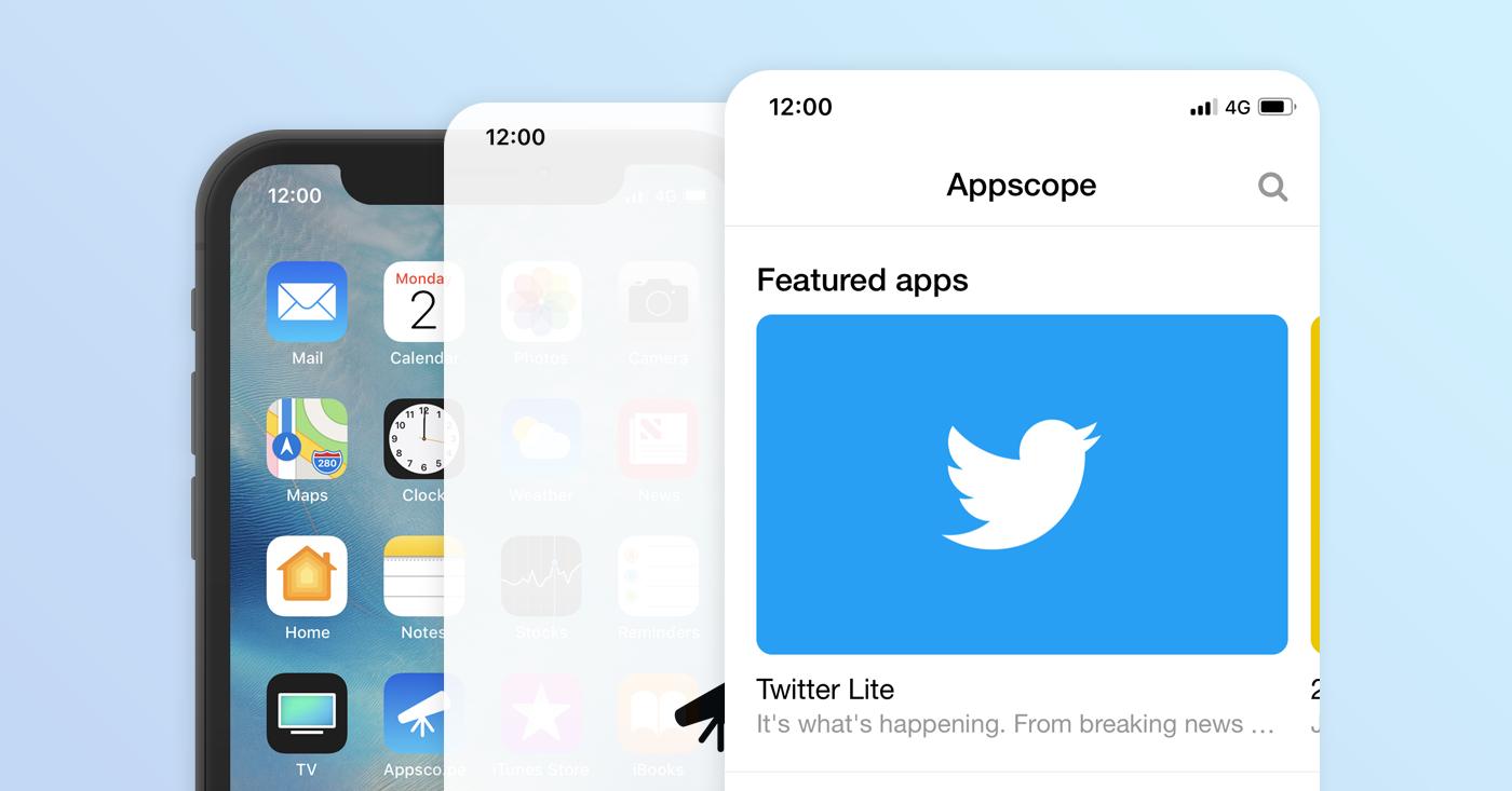 为iOS设计类似原生的Progressive Web Apps应用程序
