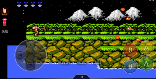 悟饭游戏厅2.0支持经典街机、GBA、PSP、FC等数十款经典平台以及上万款游戏。
