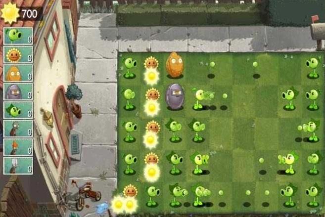 植物大战僵尸双人版
