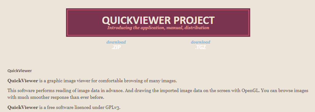 QuickViewer