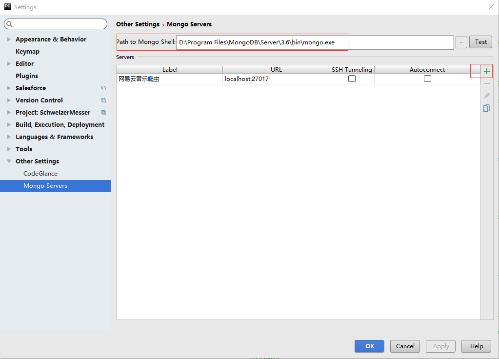 安利两个 MongoDB 可视化工具