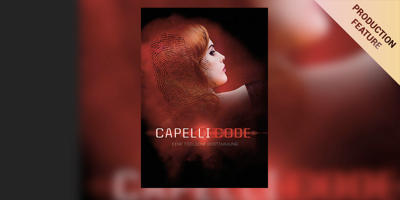 DIT斯特凡·韦斯林谈电视剧《CAPELLI CODE》的数据管理