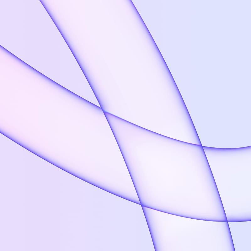 iMac 2021 Violet