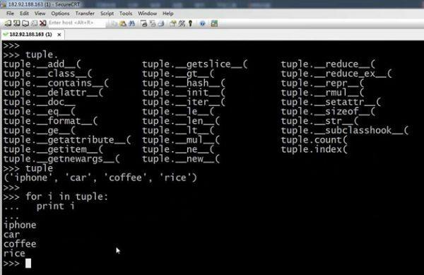 Linux运维自动化必学之Python基础 京峰教育Python视频 Python基础入门学习视频学习教程