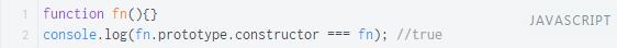 构造函数指向函数本身