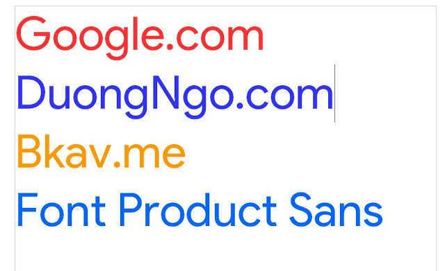 download-font-Product-Sans-Google