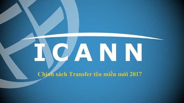 Chính sách transfer tên miền mới của ICANN